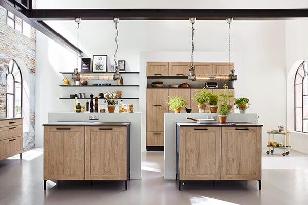 Keukens tuin keukens