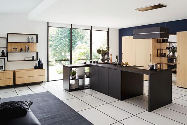 Keukenrenovatie tuin keukens